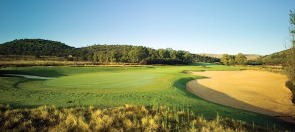 Golf course review: Eye of Africa