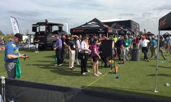 PGA Merchandise Show blog - day one