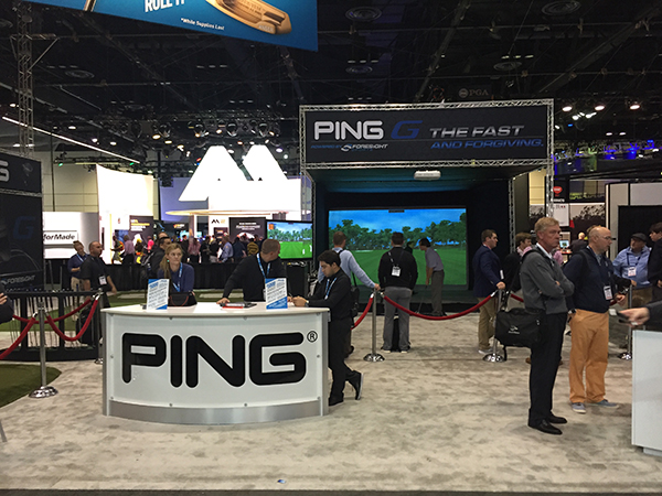 PGA Merchandise Show - Day 3 Blog