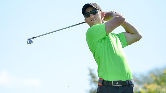 Smith tops international logjam at SA Stroke Play