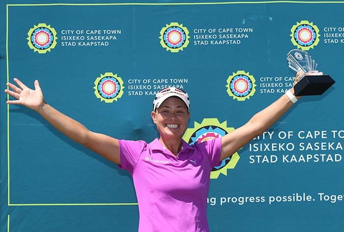 Bankable Pace wins Cape Town Ladies Open