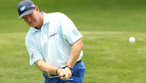 Ernie Els closed with a 67