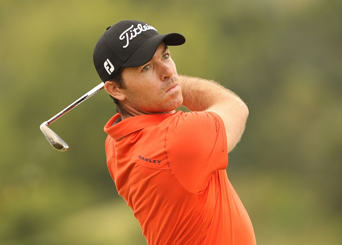 Guerrier ahead at Fancourt