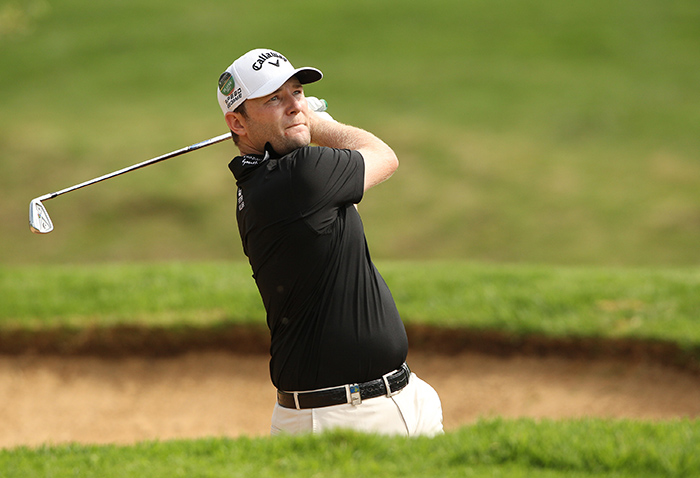 Grace set for PGA Tour season