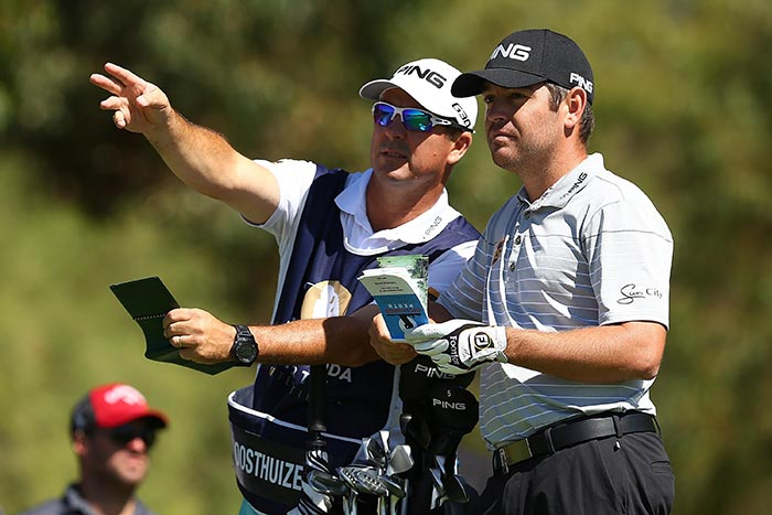 Oosthuizen enjoying Perth International