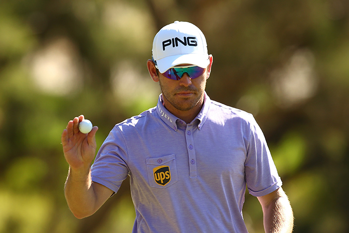 Oosthuizen on song in Perth