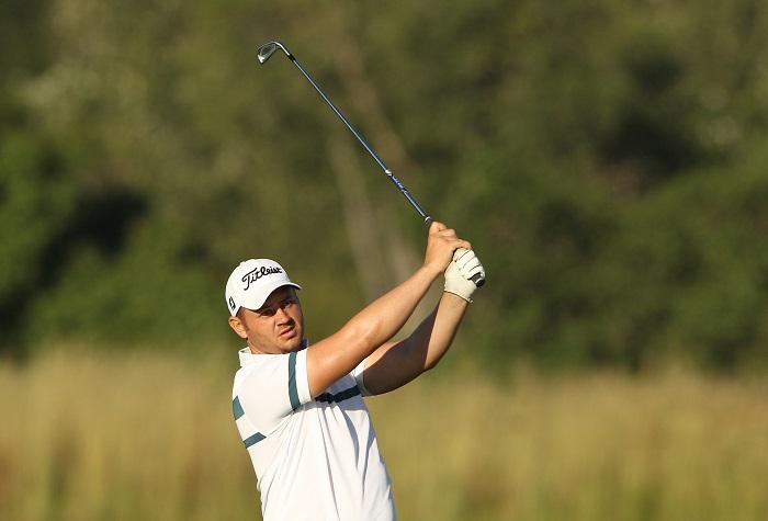 Van Tonder leads PGA Championship