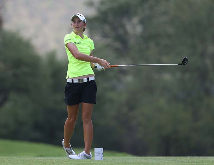 Cool R100K stokes the fire at SuperSport Ladies Challenge