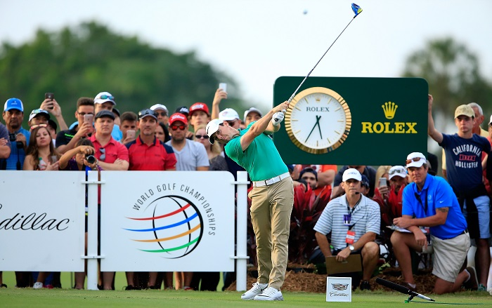 McIlroy in charge at Doral