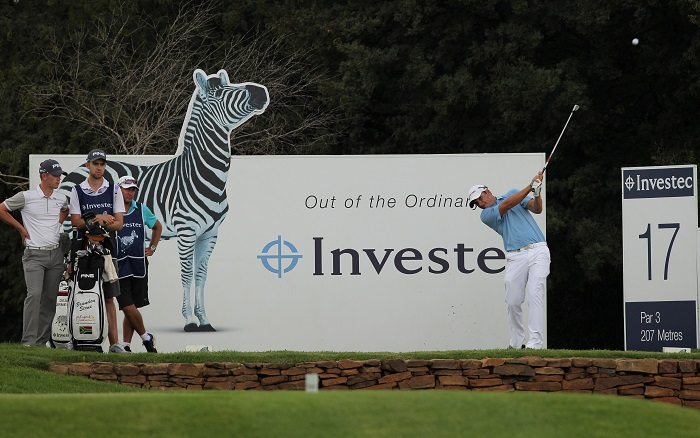 Bogey-free Burmester leads Investec Cup