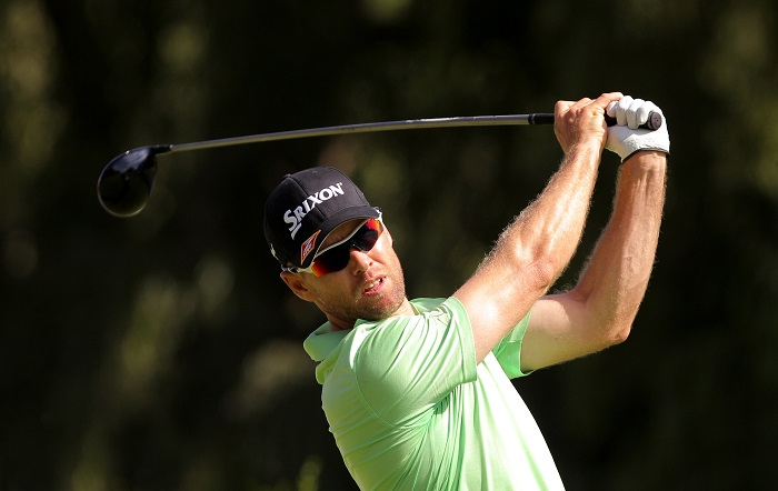 Fisher angling for Indian Open success