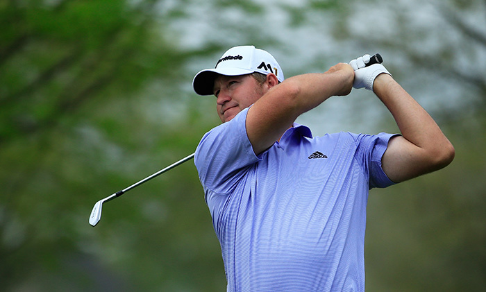 Van der Walt goes low in Louisiana
