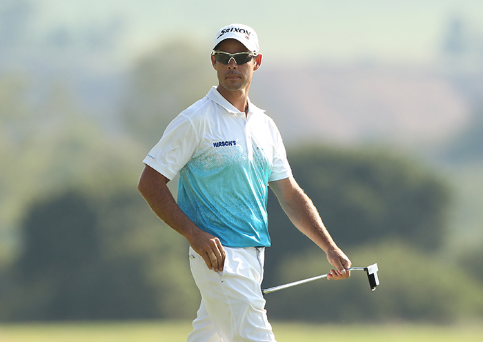 Van Zyl has everything to play for