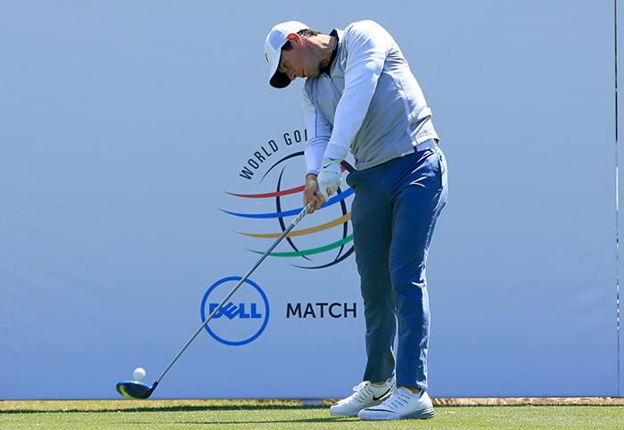 McIlroy brings match play experience to Texas