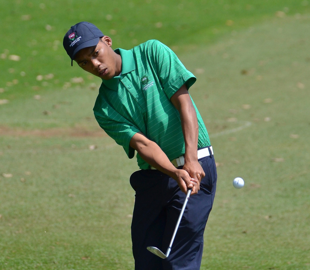 Manchest motors to SA Boys U-19 lead