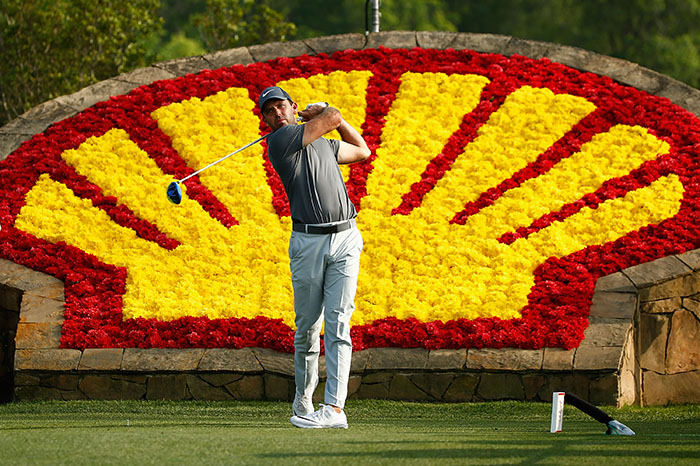 Schwartzel in form at Shell Houston Open
