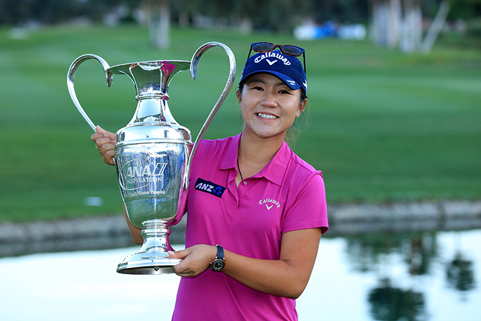 Ko becomes youngest two-time major champion
