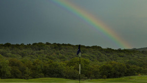 KOSTER, SOUTH AFRICA - MARCH 11: General view during day 3 of the 2016 Investec Cup at Millvale Private Retreat on March 11, 2016 in Koster, South Africa. EDITOR'S NOTE: For free editorial use. Not available for sale. No commercial usage. (Photo by Petri Oeschger/Sunshine Tour/Gallo Images)