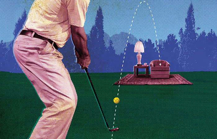 The Hacker - a column dedicated to golf's triers