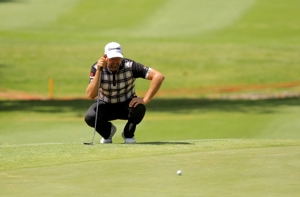 Goosen goes low in New Orleans