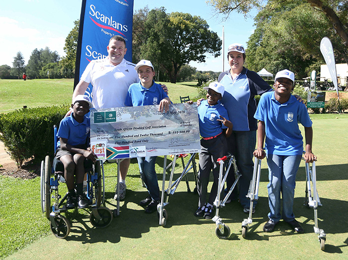 Scanlans gives more kids a chance with golf