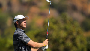 EZULWINI VALLEY, SWAZILAND - MAY 04: Neil Schietekat during day 1 of the Investec Royal Swazi Open held at Royal Swazi Sun on May 04, 2016 in the Ezulwini Valley, Swaziland. EDITOR'S NOTE: For free editorial use. Not available for sale. No commercial usage. (Photo byPetri Oeschger/Sunshine Tour/Gallo Images)