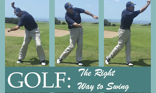 Golf: The Right way to Swing