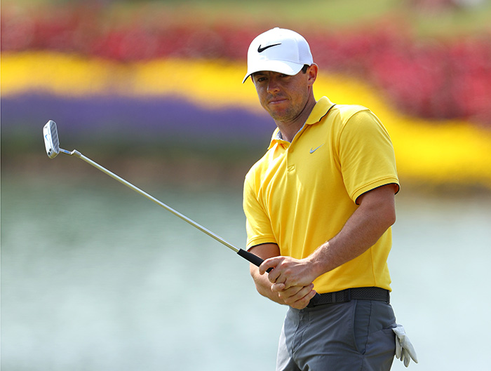 McIlroy ready to crack the Sawgrass nut