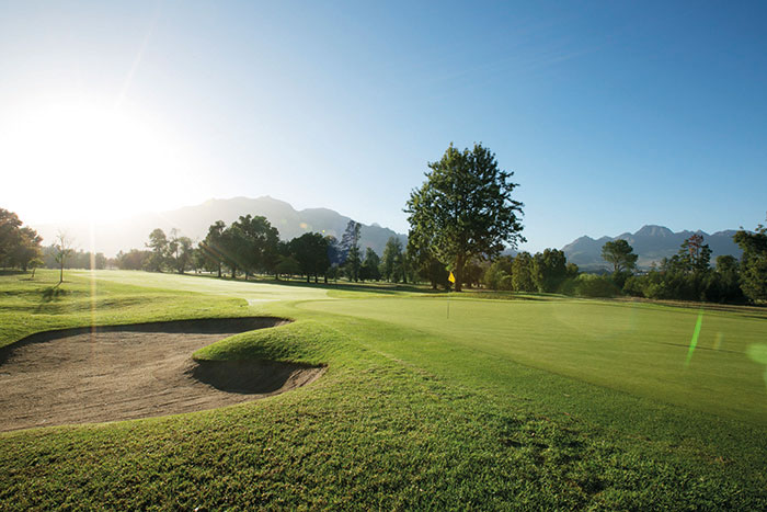 COTM May - Stellenbosch Golf Club