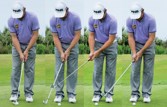 Louis Oosthuizen's May column