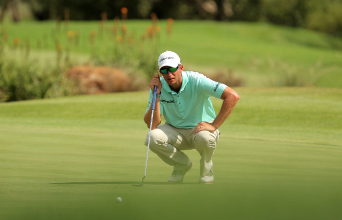 Burmester opens with 71 in Morocco