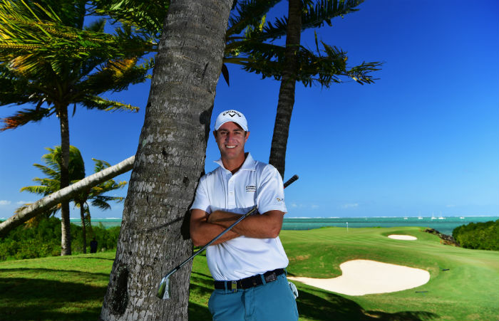 Colsaerts at home in Mauritius