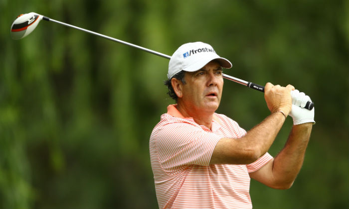 Frost second, Parnevik claims maiden seniors title