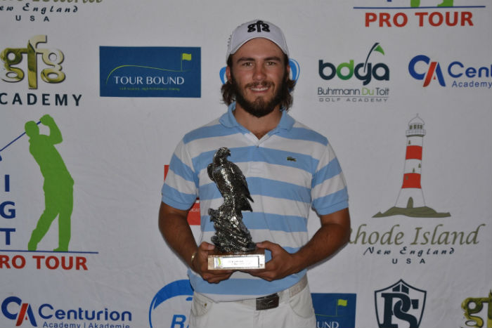 Nel nails maiden win in CMR Challenge