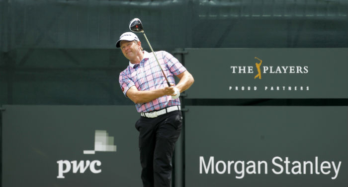 Goosen continues to perform