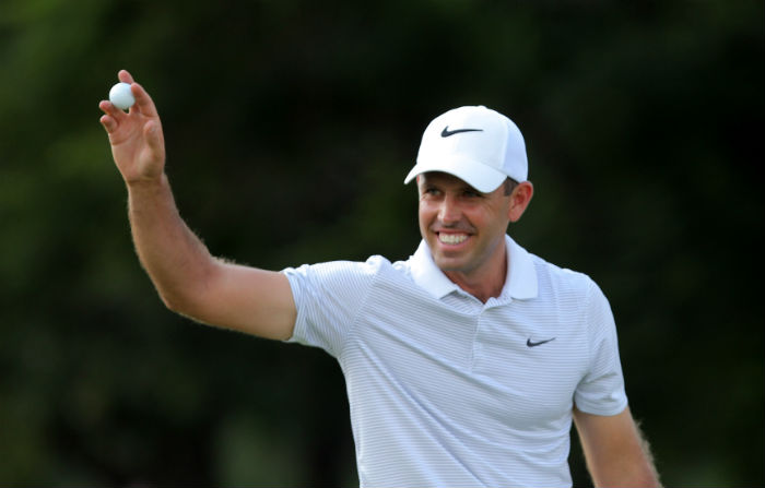 Schwartzel starts firing in Ohio