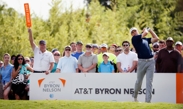 Spieth looks to home comforts