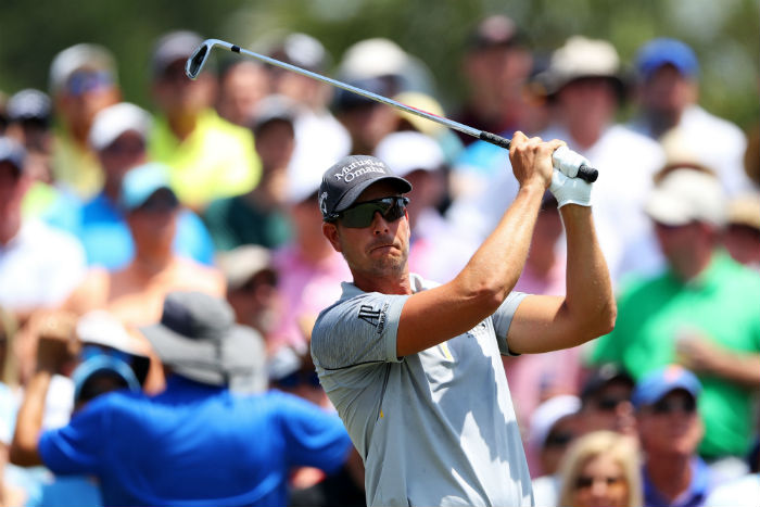 Stenson ready to sparkle at home
