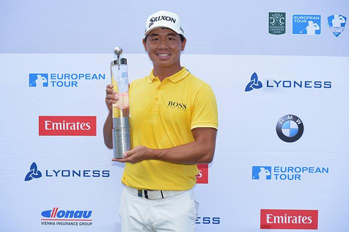 Wu wins second European title