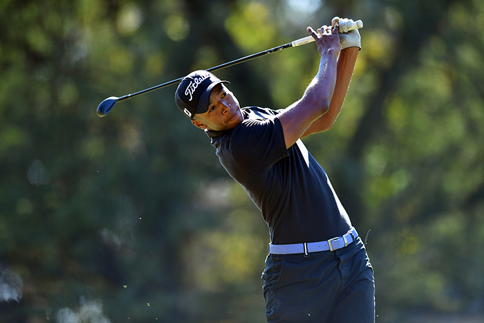 Siphayi fires to take Joburg City Masters lead
