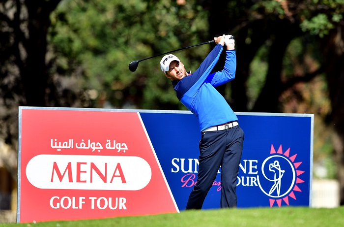 Hinton takes the title at Joburg City Masters