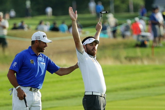 Oosthuizen needs to pull a rabbit out of the hat