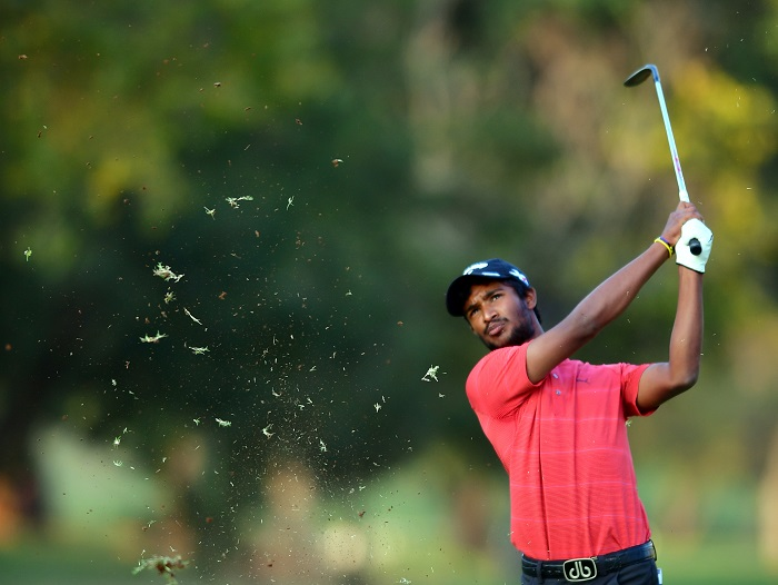 Naidoo second in Junior Golf World Cup