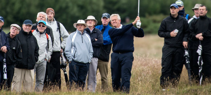 Montgomerie secures return to The Open at Royal Troon in Final Qualifying