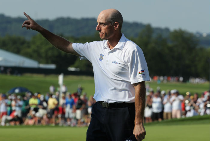 Furyk fired up for Congressional