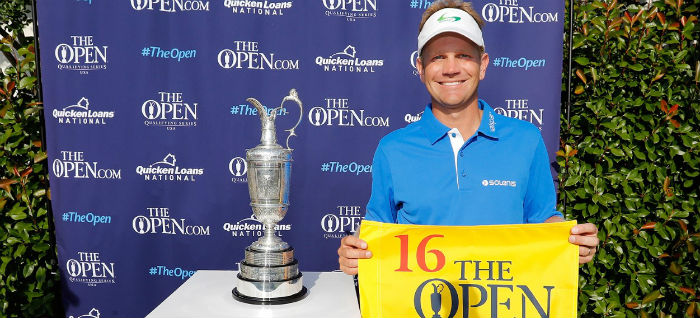 Hurley III, Rahm, Singh and Varner III qualify for The Open at Quicken Loans National