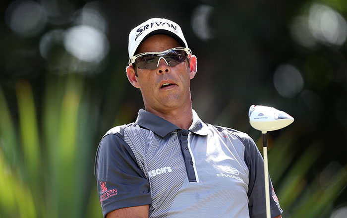 Van Zyl withdraws from The Open