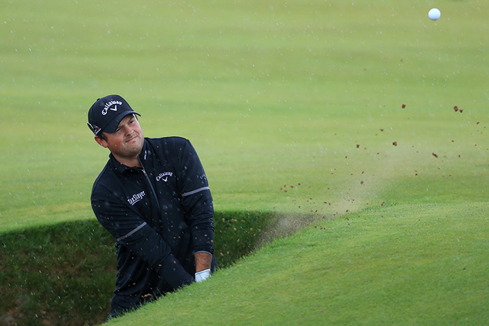 Reed takes the lead at Royal Troon