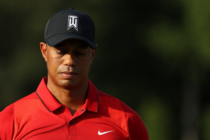 Woods to miss PGA Championship, remainder of season