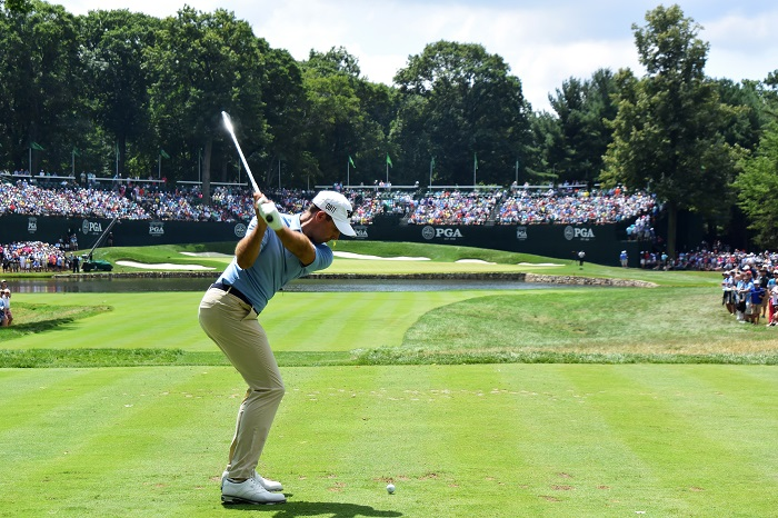 Schwartzel on the move